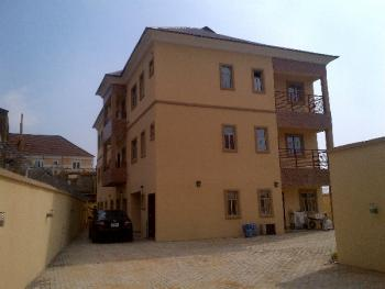 3 Bedroom Flat with a Large Living Room and a Study Room in a Mini Estate, 10 Tom Ogboi Street, Off Freedom Way, Lekki Phase 1, Lekki, Lagos, Flat for Rent