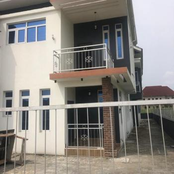 Luxury 4 Bedroom Semi Detached Duplex with a Room Bq, Sangotedo, Ajah, Lagos, Semi-detached Duplex for Sale