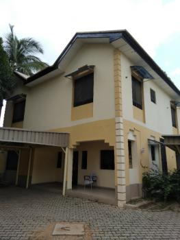 4 Bedroom Fully Detached Duplex with Bq, Maitama District, Abuja, Detached Duplex for Rent