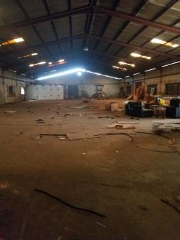 14,000sqft Warehouse  +office Space, Directly on Ikorodu Road Ojota, Ojota, Lagos, Warehouse for Rent