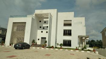 9 Bedroom Mansion, 4 Sitting Rooms, 3 Rooms Bq and 2 Bedroom Flat, Guzape, Guzape District, Abuja, Detached Duplex for Sale