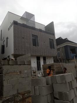 Luxury Finished Fully Detached 5 Bedroom Duplex, Muritala Eletu Way, Osapa, Lekki, Lagos, Detached Duplex for Sale