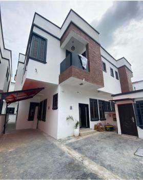 Luxury 4 Bedroom Duplex + Bq, City Estate, Ajah, Lagos, Semi-detached Duplex for Rent
