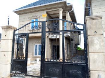 Luxury New 4 Bedroom Duplex, Gowon Estate, Egbeda, Alimosho, Lagos, House for Sale