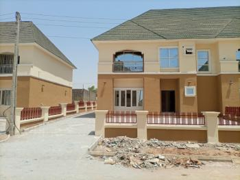 a Newly Built 3 Bedroom Terrace Duplex with 2 Sitting Room., Cluster3 River Park, Lugbe District, Abuja, Terraced Duplex for Rent