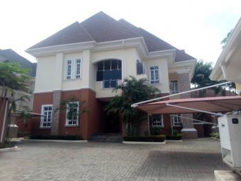 Ambassadorial 6 Bedroom Fully Detached Serviced Duplex,pool,bq,chalet., Maitama District, Abuja, Detached Duplex for Rent