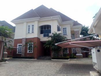 Fully Detached 6 Bedrooms Duplex with Penthouse, Off Alvan Ikoku, Maitama District, Abuja, Detached Duplex for Rent