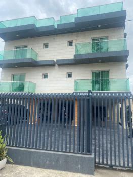 Brand New 3 Bedroom Service Flat Located, Osborne Foreshore Estate (phase 1), Osborne, Ikoyi, Lagos, Flat / Apartment for Sale