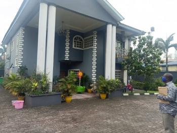 2 Units of 5 Bedroom Detached Duplex with 2 Room Bq, Off Tombia Street Gra, Port Harcourt, Rivers, Detached Duplex for Sale
