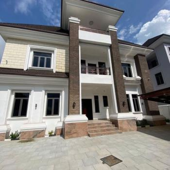5 Bedroom Terrace Duplex with a Room Bq, Asokoro District, Abuja, Detached Duplex for Sale