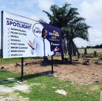 Commercial Dry Land with C of O Title in a Gated Estate, Ibeju Lekki, Lagos, Commercial Land for Sale