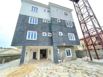 Newly Built 2 Bedroom Flat with a Maids Room, Off Kusenla Road, Ikate Elegushi, Lekki, Lagos, Flat / Apartment for Rent