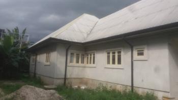 Standard Uncompleted Three Bedroom Flat, Abak Road, Uyo, Akwa Ibom, Detached Bungalow for Sale