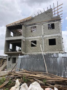 4 Bedroom Terrace Duplex with Bq, Ifako, Gbagada, Lagos, Terraced Duplex for Sale