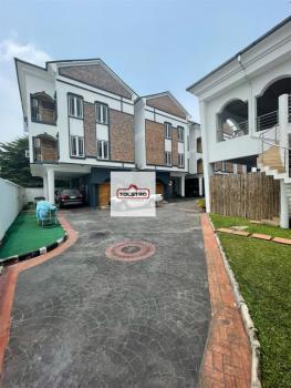 Luxury 4 Bedroom Serviced Terrace Duplex with Bq, Marwa/2nd Roundabout, Lekki Phase 1, Lekki, Lagos, Terraced Duplex for Rent