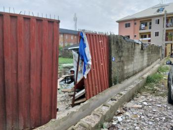 1,039 Sqmt Fenced and Gated Land in a Strategic Location, Behind Romay Gardens Estate, Ikate Elegushi, Lekki, Lagos, Mixed-use Land for Sale