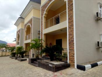 Furnished and Serviced 4 Bedrooms Terraced Duplex with 1 Room Bq, Off Ibb Way, Maitama District, Abuja, Terraced Duplex for Rent