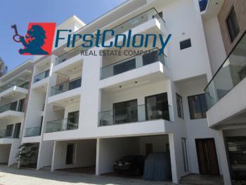 Newly Built Serviced 4 Bedroom Terraced Duplex, Within Banana Island Estate, Banana Island, Ikoyi, Lagos, Terraced Duplex for Sale