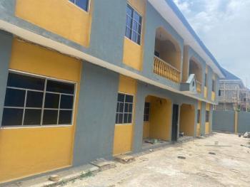 4 Unit of 2 Bedrooms & 2 Bedroom & 4 Units of Mini Flat, Ahmadiyah, Abule Egba, Agege, Lagos, Block of Flats for Sale