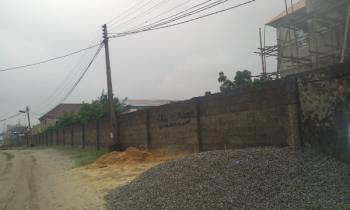 Standard Plot Sand Filled  And Ready To Build, Ologolo, Lekki, Lagos, Residential Land for Sale