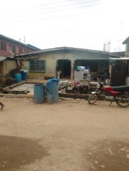 Land with Demolishable Bungalow, Salako Street, Mafoluku, Oshodi, Lagos, Residential Land for Sale