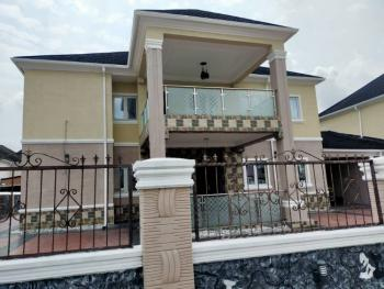 Luxurious and Tastefully Finished 4 Bedrooms Detached Duplex with Bq, Harmony Estate / Naf Base, Eliozu, Port Harcourt, Rivers, Detached Duplex for Rent