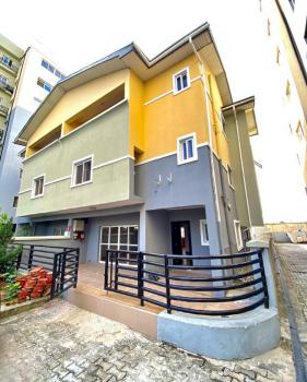 New and Fully Serviced 4 Bedrooms En-suite Semi Detached Duplex, Off Freedom Way, Ikate, Lekki, Lagos, Semi-detached Duplex for Sale