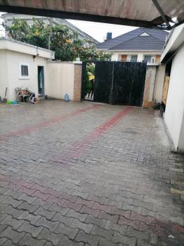 Serviced 5 Bedroom Semi Detached Duplex with Bq and Ac, Off Freedom Way, Lekki, Lagos, Commercial Property for Rent