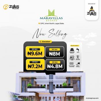 Land, Maravillas Estate, Opic, Gra, Isheri North, Lagos, Residential Land for Sale