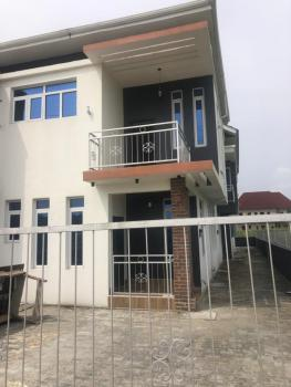 Lovely Pay and Park in  4 Bedroom Semi Detached Duplex with a Bq, Sangotedo, Ajah, Lagos, Semi-detached Duplex for Sale