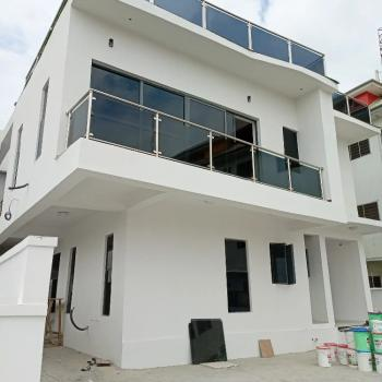 Luxury 5 Bedroom with Bq and Swimming Pool, Orchid Road, Lekki Phase 1, Lekki, Lagos, Detached Duplex for Sale