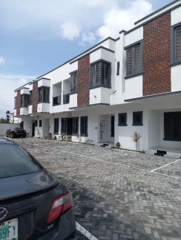 Luxury 3 Bedroom Terrace with Bq in a Serene Environment, Abraham Adesanya, Lekki Phase 2, Lekki, Lagos, Terraced Duplex for Sale