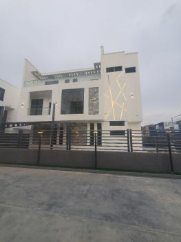 a Beautiful 5 Bedroom House with Pool, Arcadia Extension, Osapa, Lekki, Lagos, Detached Duplex for Sale