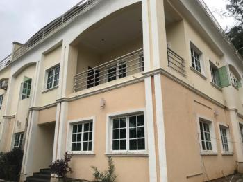 Newly Refurbished Luxury 5 Semi-detached Duplex with Acs Plus 2 Rooms, Wuse 2, Abuja, Semi-detached Duplex for Rent