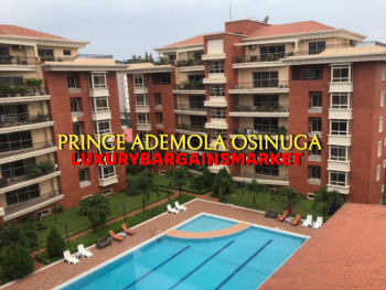 Direct Clients Only - Luxury 4 Bedroom Apartment+tennis+gym Etc, Central Ikoyi, Old Ikoyi, Ikoyi, Lagos, Flat / Apartment for Rent
