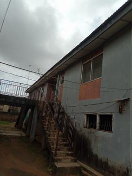 a House Consists of 8 Flats of 2 Bedrooms and Another Storey, Johnson Awe Street Ilupeju, Oluyole Estate, Oluyole, Oyo, Block of Flats for Sale