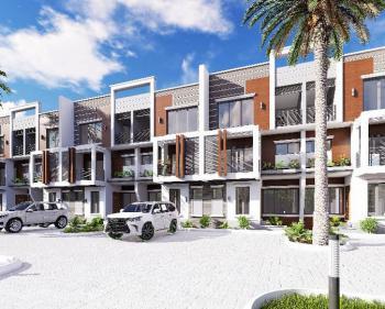 Luxury 4 Bedroom Terrace Duplex with Bq, Between Stellamaris and Godab, Life Camp, Abuja, Terraced Duplex for Sale