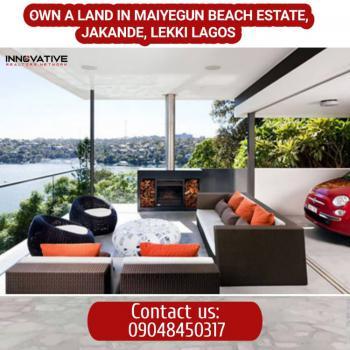 Waterfront Plots at a Beach Estate, Jakande, Lekki, Lagos, Mixed-use Land for Sale