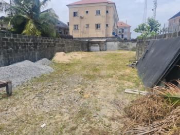 a Gated and Fenced Parcel of Dry Land Measuring 800sqm, Beside Nicon Town, Ikate, Lekki, Lagos, Residential Land for Sale