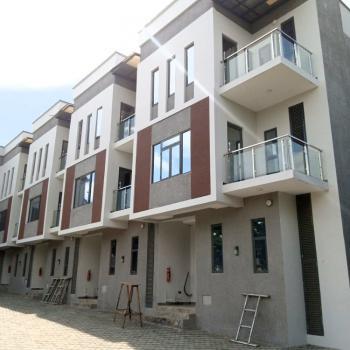 Newly Built 4 Bedroom Terraced Duplex, Jabi, Abuja, Terraced Duplex for Sale