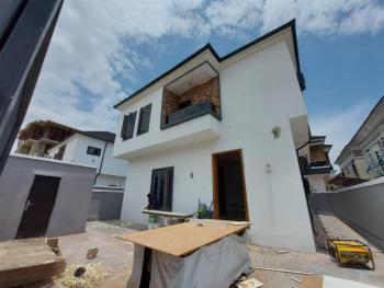 Brand New 4 Bedroom Fully Detached House with Bq, Idado, Lekki, Lagos, Detached Duplex for Rent