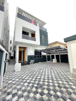 Tastefully Furnished 5 Bedroom Duplex + Cinema, Chandeliers + Bq, Lekki Phase 1, Lekki, Lagos, Detached Duplex for Sale