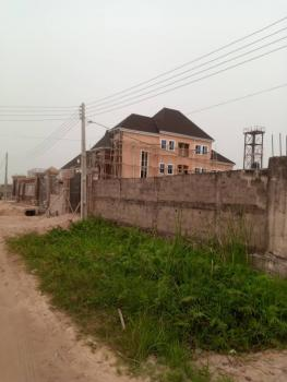2 Plot of Land Together Fenced Round and Gated, Behind Apamda Trade Fair International Market, Abule-ado, Amuwo Odofin, Lagos, Residential Land for Sale