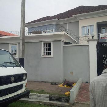 Brand New 4 Bedroom Semi-detached House With Bq, Agungi, Lekki, Lagos, 4 bedroom, 5 toilets, 4 baths Semi-detached Duplex for Sale