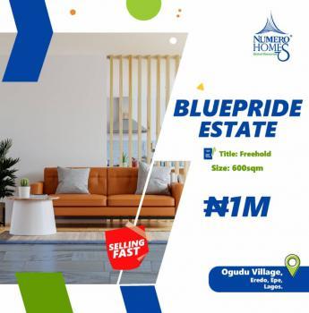 Land, Bluepride Estate, Eredo, Epe, Lagos, Residential Land for Sale
