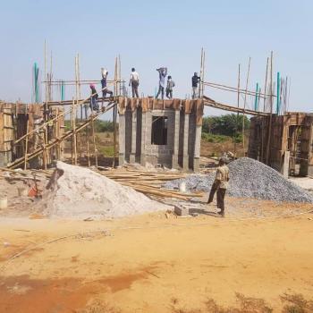 Land, Achievers Court, Oshoroko, Ibeju Lekki, Lagos, Residential Land for Sale