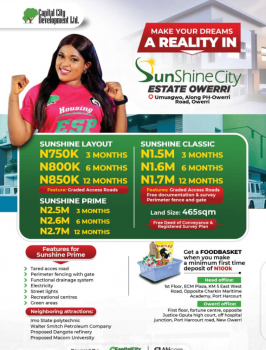 Land, Umuagwo Along Ph - Owerri Road, Owerri North, Imo, Residential Land for Sale
