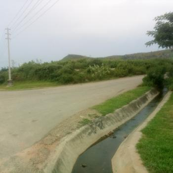 Flat and Strategic Plot, By Maitama Junction, Mpape, Abuja, Mixed-use Land for Sale
