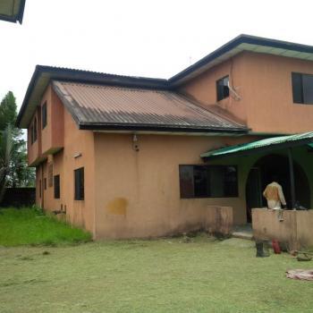 Exquisite 4 Bedroom Storey House, Esisi Road, Warri, Delta, House for Sale