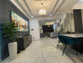 Luxury 4 Bedroom Semi-detached Duplex with Swimming Pool, Oniru, Victoria Island (vi), Lagos, Semi-detached Duplex Short Let